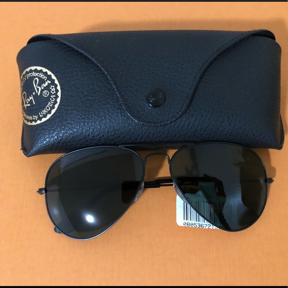 7706b527361 AUTHENTIC RAY-BAN (POLARIZED) SUNGLASSES